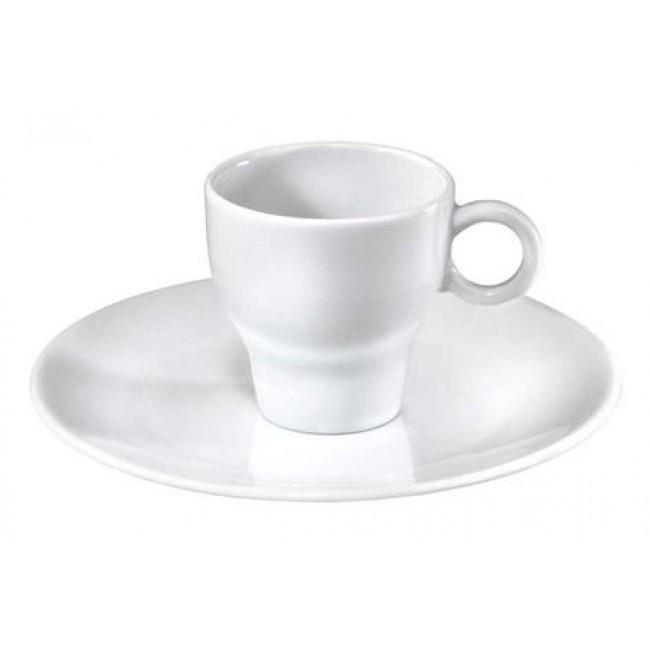 Tasse à thé blanche 18cl