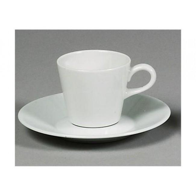Tasse à thé blanche 19cl