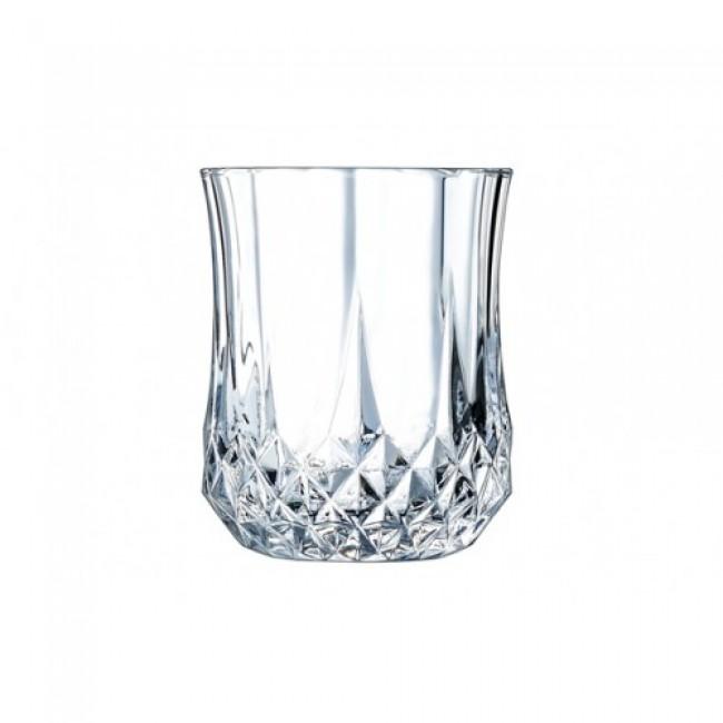 Gobelet forme basse 32cl - Lot de 6 - Longchamp - Cristal d'Arques