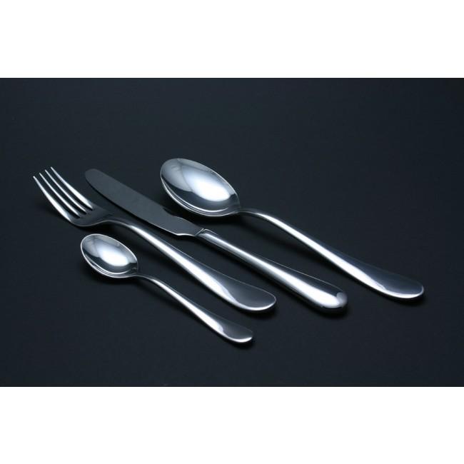 Couteau à poisson en inox 18/10 - Lot de 6 - Michelangelo - Mepra