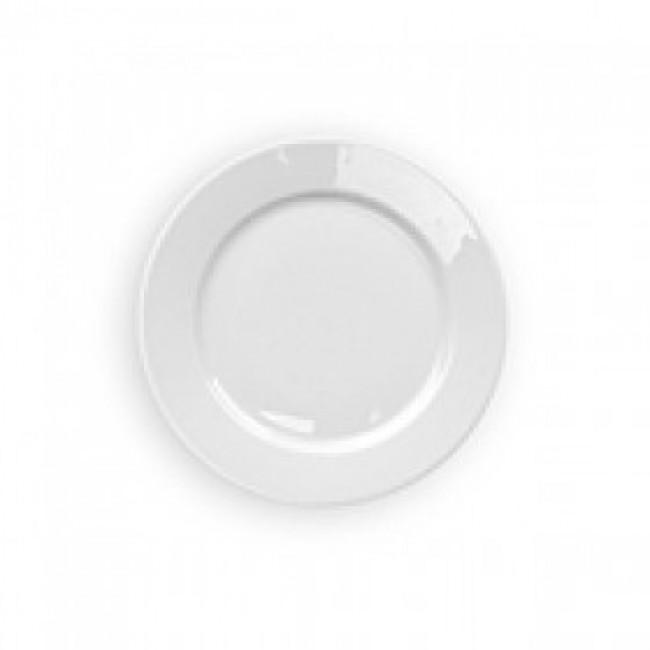 Soucoupe à café blanche 13,4cm en porcelaine - Sancerre - Pillivuyt