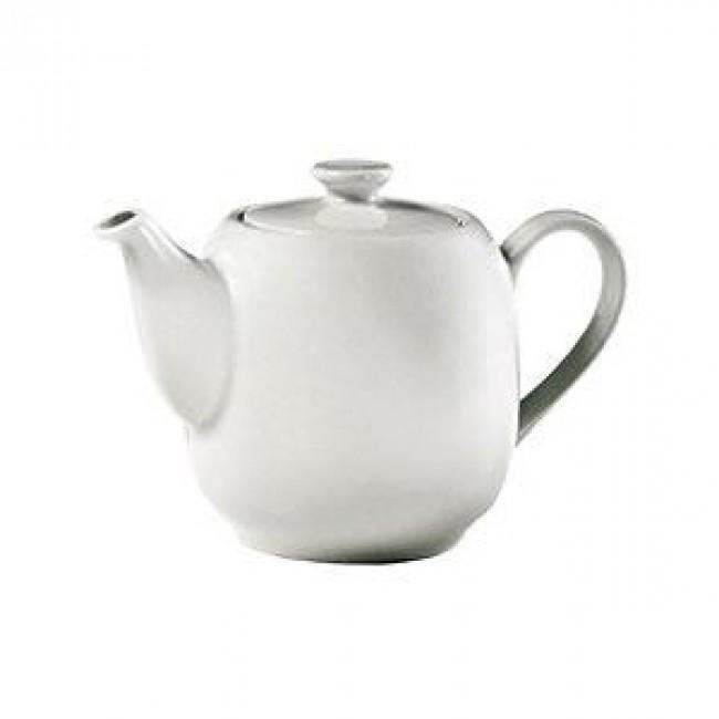Théière blanche 55cl en porcelaine - Sancerre - Pillivuyt