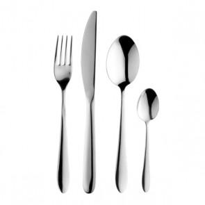 couteau à poisson inox 18/0 2.5mm finition miroir - Lot de 6 - Cassiopée - Guy Degrenne