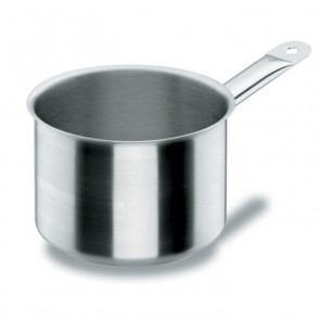 Casserole haute induction en inox 18/10 - Ø 16 cm - Chef Classic - Lacor