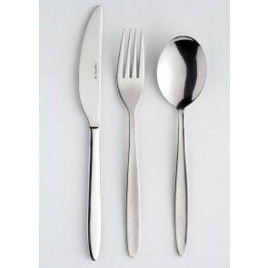 Couteau de table monobloc en inox 18/0 - Lot de 6 - Frida - Eternum