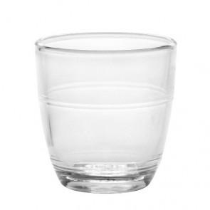 Gobelet 9cl en verre trempé - Lot de 6 - Gigogne - Duralex