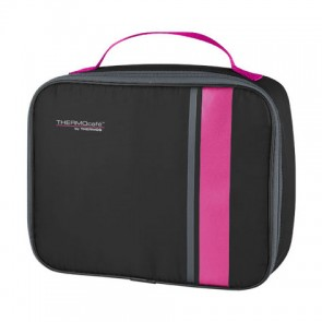 Sac isotherme 9L noir-lime - Neo - Thermos