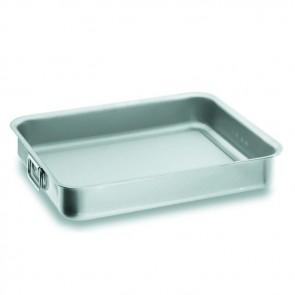 Plat à rôtir en inox 18/10 - 50x40cm - Chef Classic - Lacor