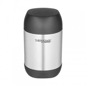 Porte aliment isotherme 45cl hammertone gris - King - Thermos
