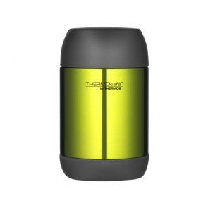 Porte aliment isotherme 50cl lime - Thermocafé - Thermos