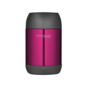 Porte aliment isotherme 50cl ultra pink - Thermocafé - Thermos