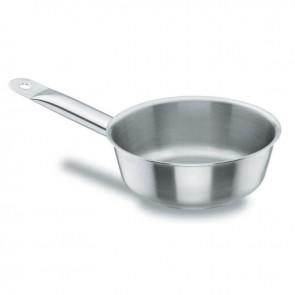 Sauteuse conique en inox 18/10 - Ø 18 cm - Chef Classic - Lacor