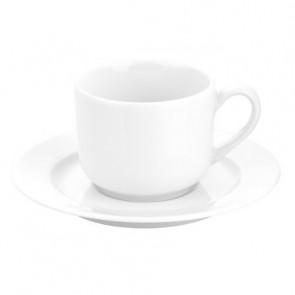 Soucoupe à thé blanche 15cm - Sancerre - Pillivuyt
