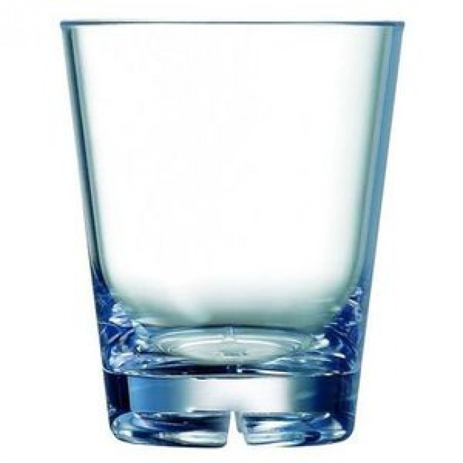 Verre forme basse en polycarbonate 44cl - Lot de 6 - Outdoor - Arcoroc