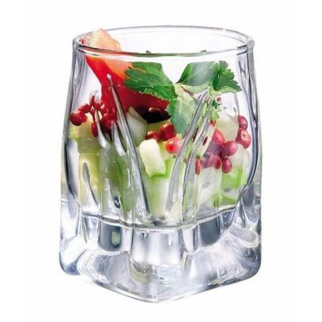 Verrine 7cl - Lot de 6 - Quartz - Durobor