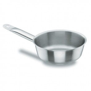 Sauteuse conique en inox 18/10 - Ø 18 cm - Chef Classic - Lacor
