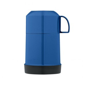 Porte aliment isotherme 22cl bleu - Nice - Thermos
