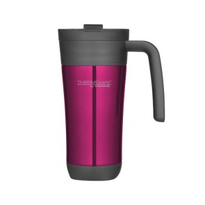 Travel Mug isotherme 42.5cl rose - Thermocafé - Thermos