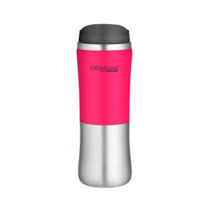 Mug tumbler isotherme 30cl inox rose - Brilliant - Thermos