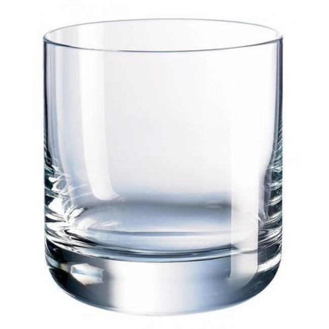 Gobelet forme basse - verre à whisky 31cl - Lot de 6 - Convention - Durobor