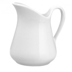 Pot Mehun blanc 33cl en porcelaine - Pillivuyt