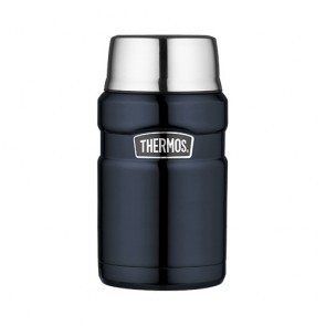 Porte aliment isotherme 71cl bleu - King - Thermos