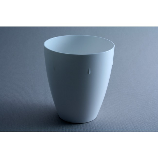Gobelet porcelaine 45cl en polycarbonate - Lot de 6