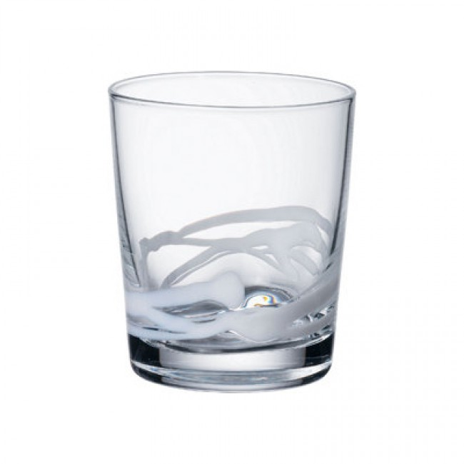 Verrine conique blanche 12cl - Lot de 6 - Ceralacca - Bormioli Rocco