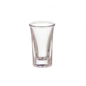 Shot - Verre à liqueur transparent en polycarbonate de 3,2cl - Lot de 12 -  Les incassables - AZ Boutique