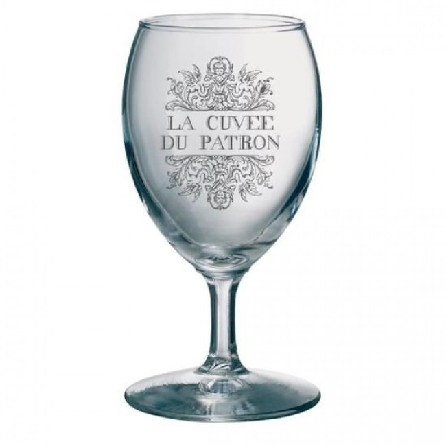 Verre a pied a vin rouge 35cl transparent - Bouquet - Royal Leerdam