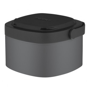 Porte aliment isotherme 35cl gris - Stack N Lock - Thermos